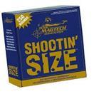 MAGTECH Ammunition 250 SHOOTING SIZE